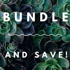 ❤️ Huge Discounts If You Bundle! ❤️